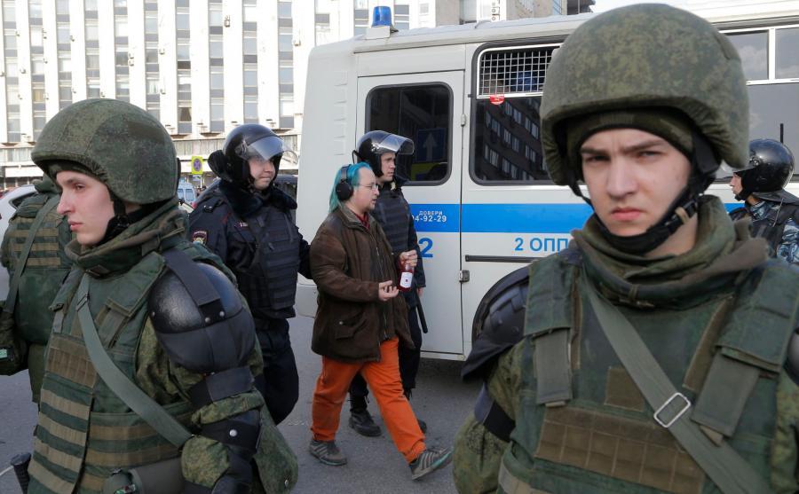 Moskiewska milicja