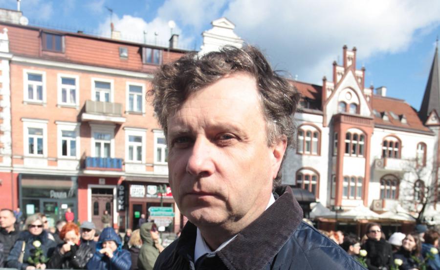 Prezydent Sopotu Jacek Karnowski