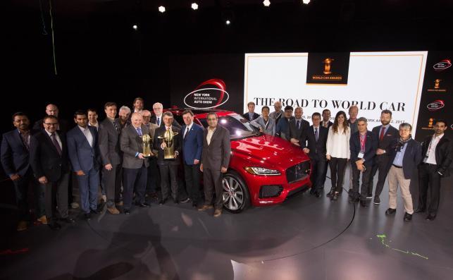 Najlepszy samochód 2017? Konkurs World Car of the Year został zorganizowany już po raz 13