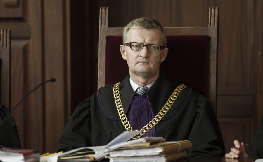 sędzia Robert Zdych