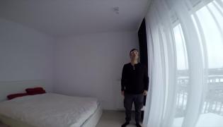 Sypialnia DJ'a Adamusa