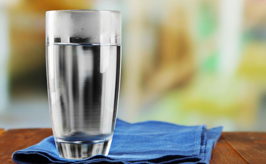 Szklanka wody