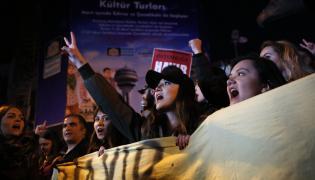 Protesty w Turcji