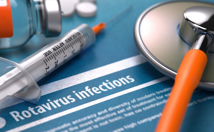 Zakażenie rotawirusem