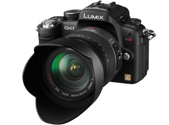 Nowa lustrzanka jest prawdziwą kamerą