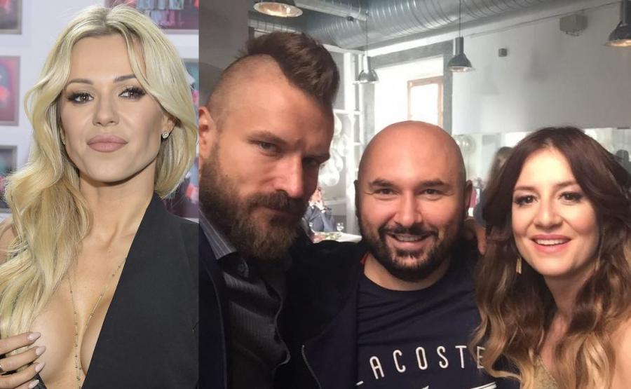 Doda, Piotr Stramowski, Patryk Vega i Maja Ostaszewska