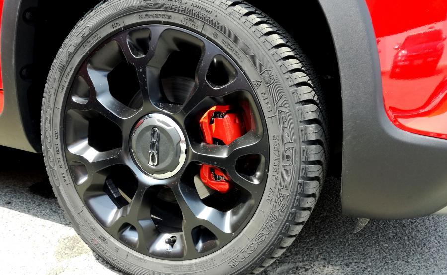 Fiat 500L Cross i nie musisz zmieniać opon