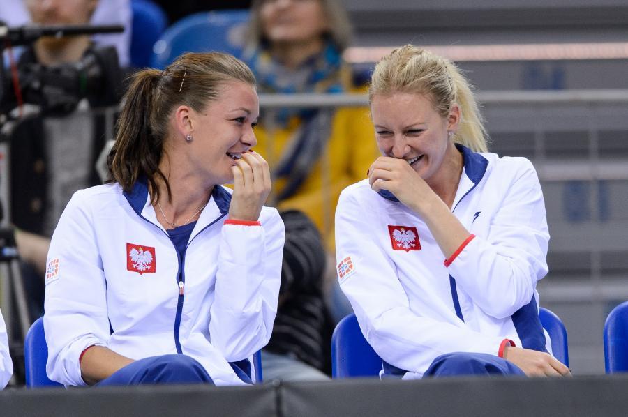 Agnieszka i Urszula Radwańskie