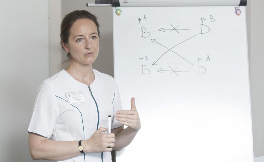 Doktor Dorota Kamińska