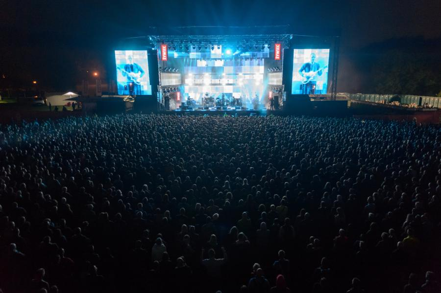 Męskie Granie. Poznań, 9 lipca 2017.