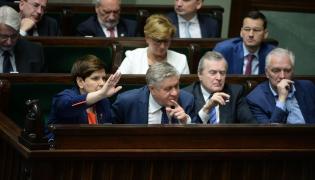 Głosowanie w Sejmie