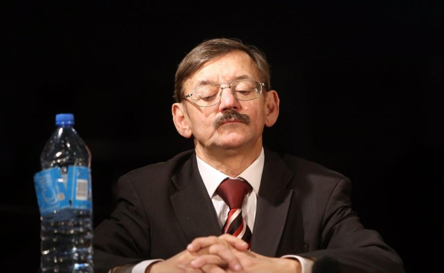 dr Jerzy Targalski