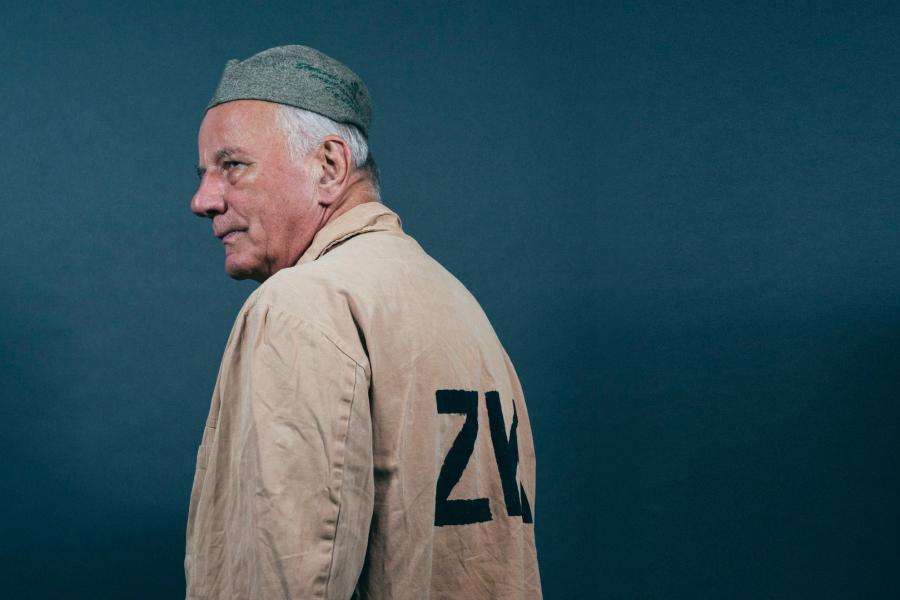 Jan Rulewski, fot. Maksymilian Rigamonti