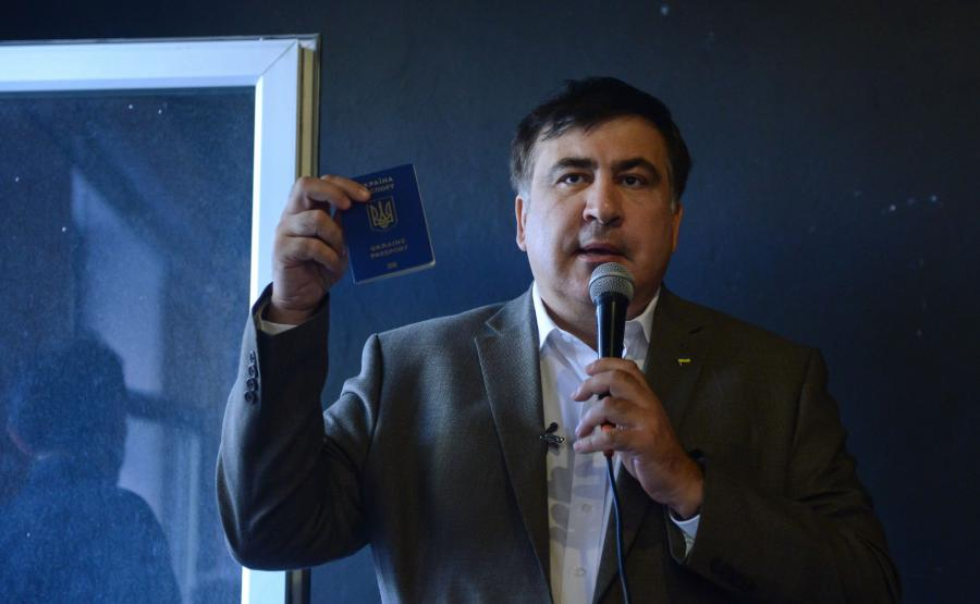 Mikeil Saakaszwili