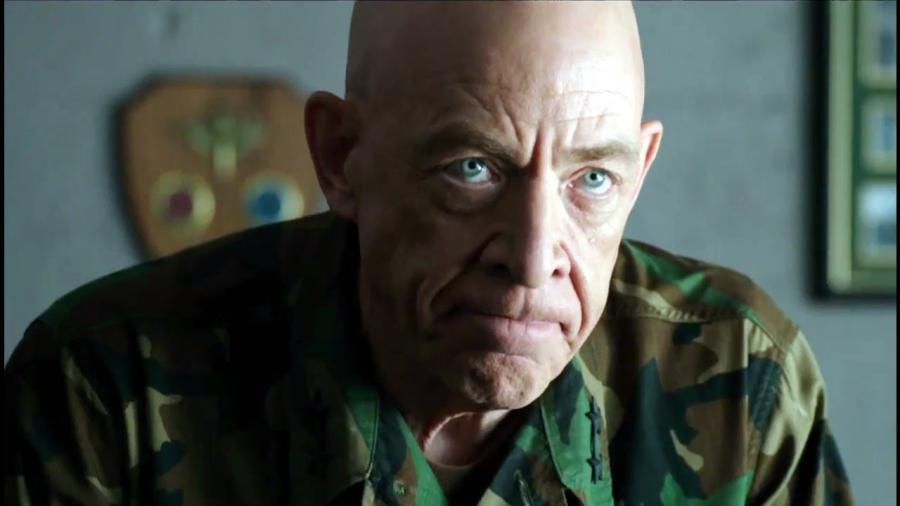 J.K. Simmons w filmie \