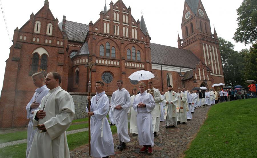 Sanktuarium w Gietrzwałdzie