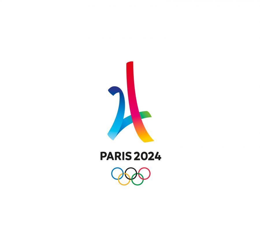 Logo igrzysk olimpijskich w Paryżu