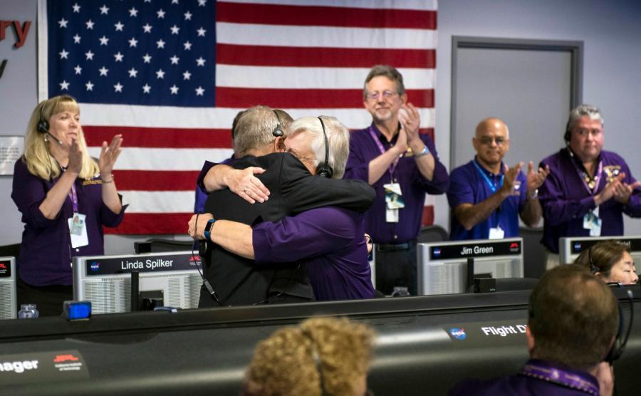 Centrum zarządzania misją Cassini