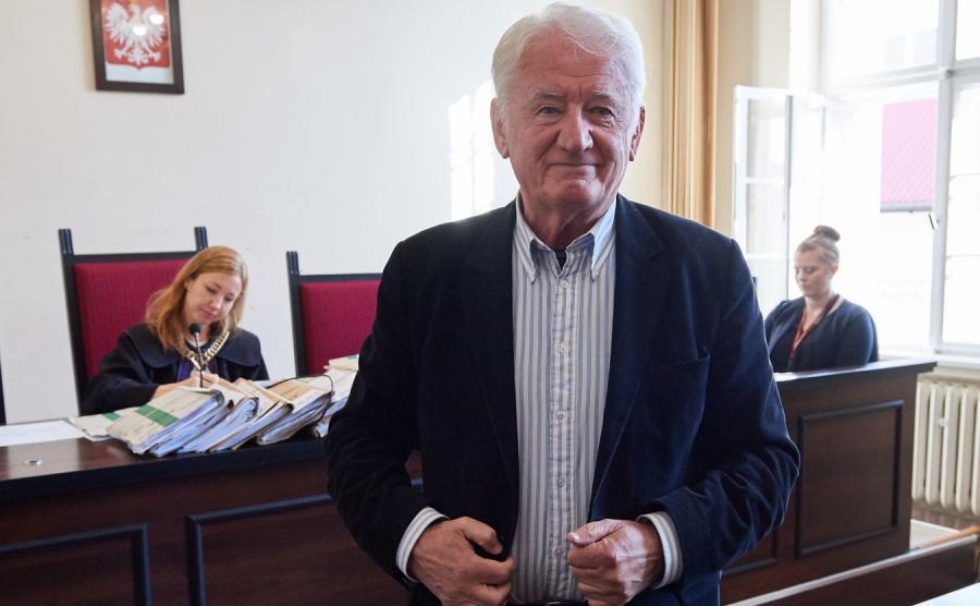 Krzysztof Wyszkowski w sądzie