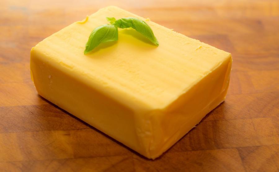 Kostka masła