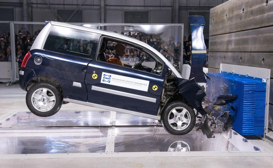 Przemysłowy Instytut Motoryzacji otworzył Centrum Bezpieczeństwa Transportu i Diagnostyki Pojazdów