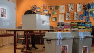Wybory w Czechach