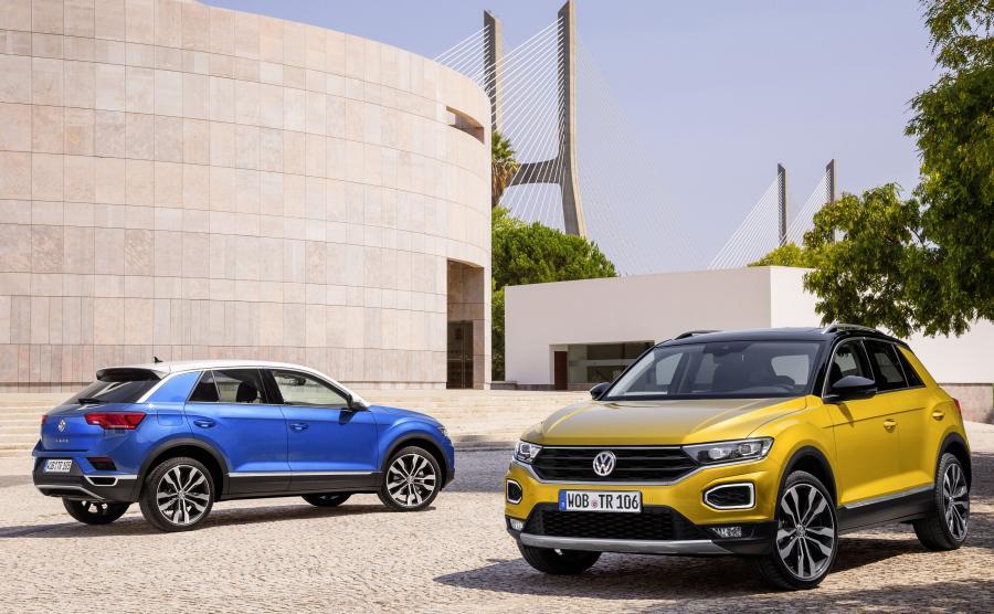 Volkswagen T-Roc w swojej podstawowej wersji został wprowadzony na europejski rynek pod koniec 2017 roku. Dotychczas zamówiono ponad 40 tys. egzemplarzy