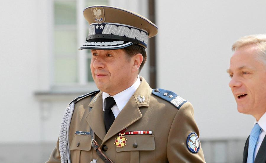 Generał Marian Janicki