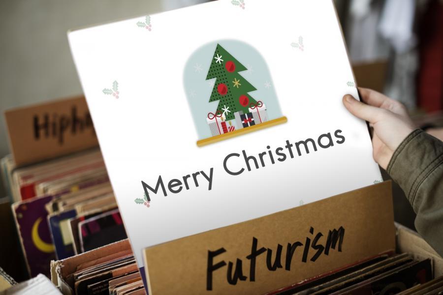 Koniecznie wybierz się do sklepu płytowego. Tam czekają cudowne prezenty.