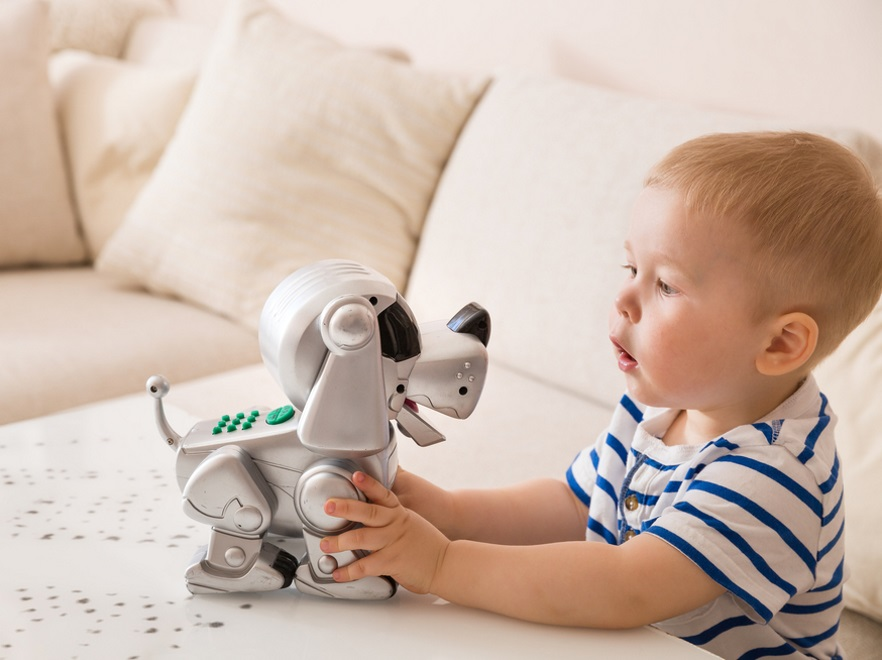 Zabawka interaktywna