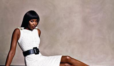"""Naomi Campbell w nowej sesji zdjęciowej dla pisma """"ES Magazine"""""""