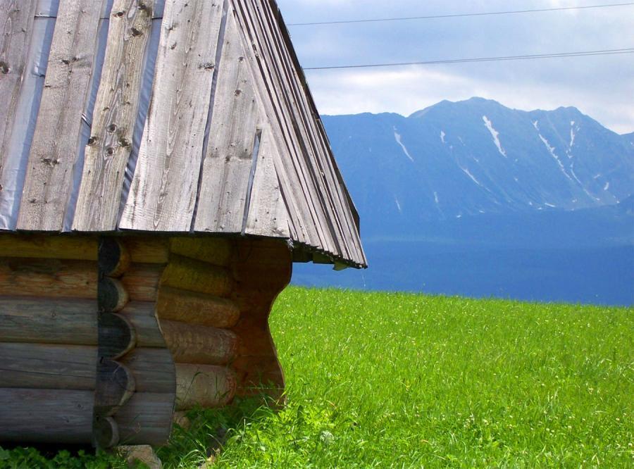 W Tatrach ciepło jak na Majorce
