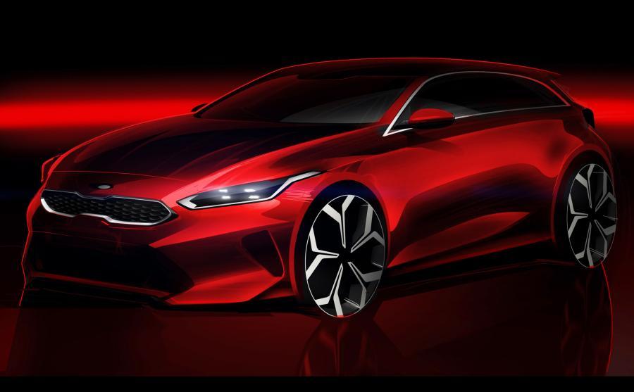 Nowa Kia CEED jako hatchback