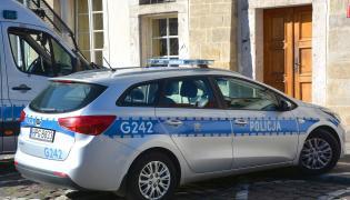 Polska policja, radiowóz