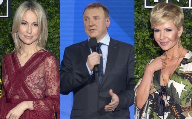 Magdalena Ogórek, Jacek Kurski, Joanna Racewicz