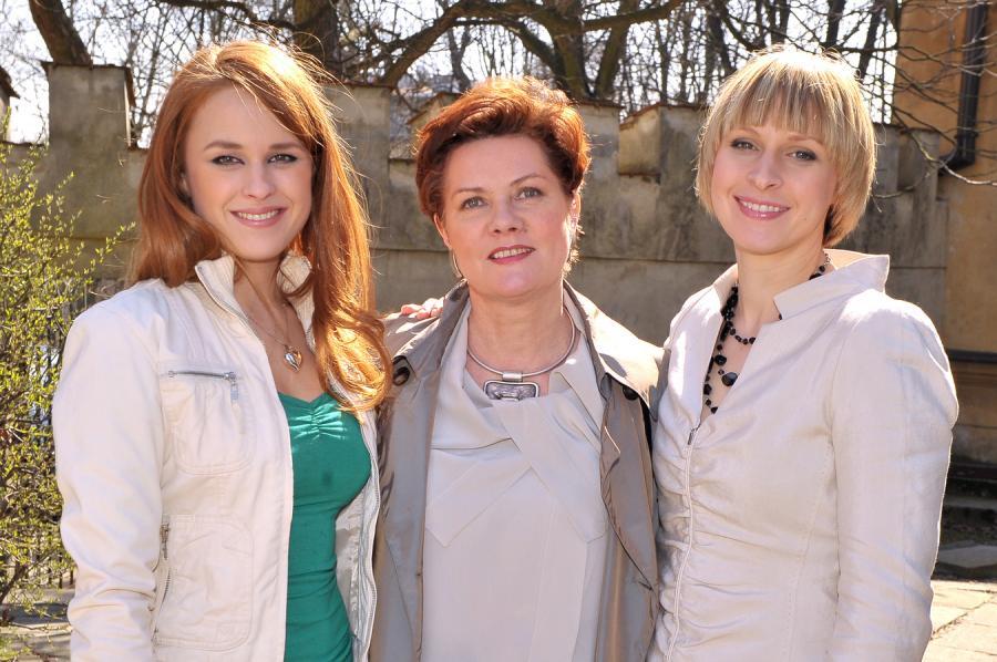 Kaja Paschalska, Agnieszka Kotulanka, Paulina Holtz