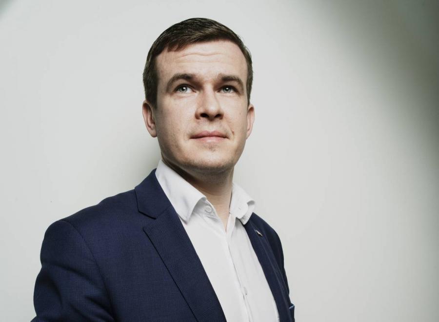 Witold Bańka. Fot. Dariusz Golik