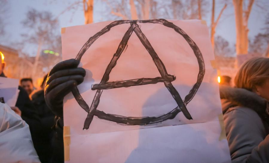 Symbol anarchii