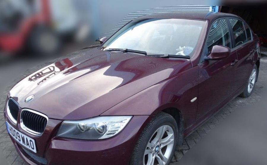samochód Siergieja Skripala