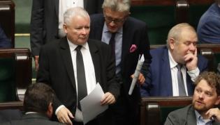 Jarosław Kaczyński i Stanisław Piotrowicz