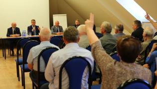 Politycy PiS w Kaliszu