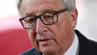 Przewodniczący KE Jean-Claude Juncker