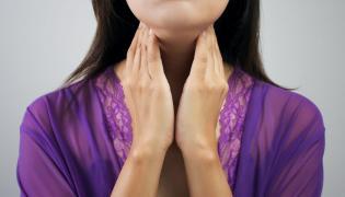 Choroby tarczycy rozwijają się bez wyraźnych objawów