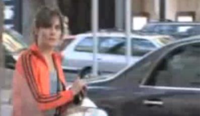 Żona Polańskiego chciała pobić reporterkę