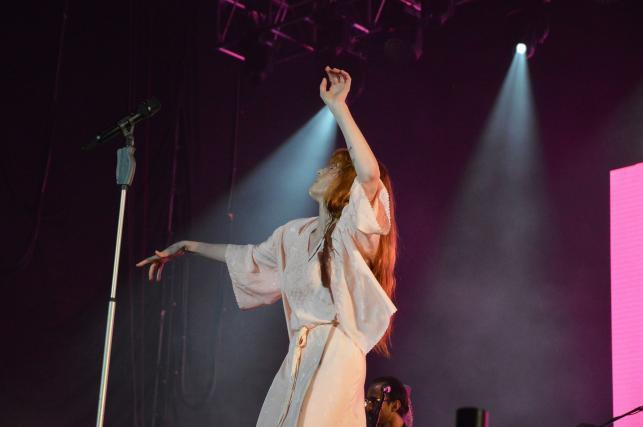 Florence and The Machine na Orange Warsaw Festival. 2 czerwca 2018