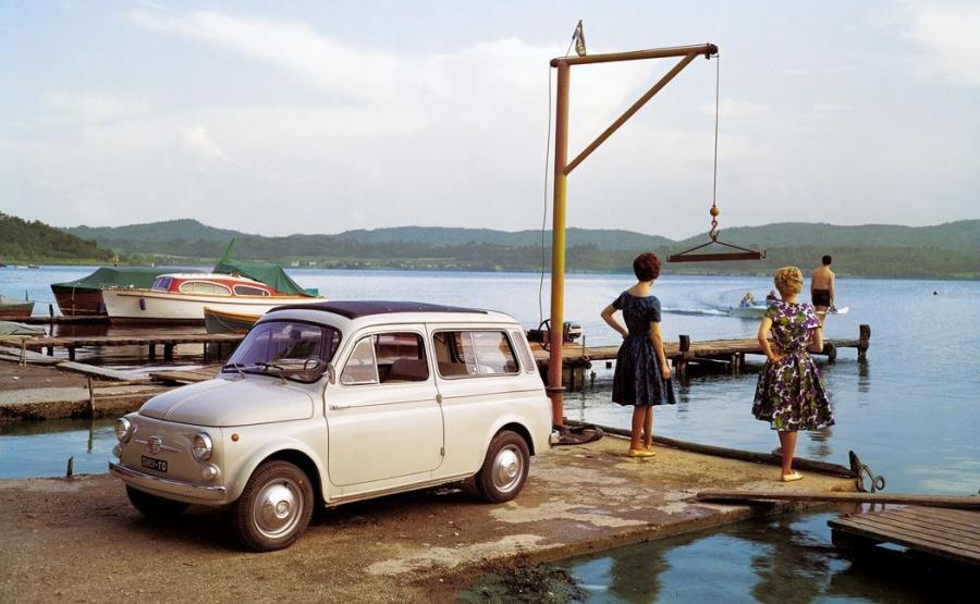Fiat 500 Giardiniera (1960 rok)