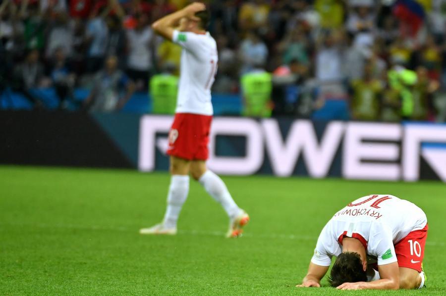 Polska - Kolumbia