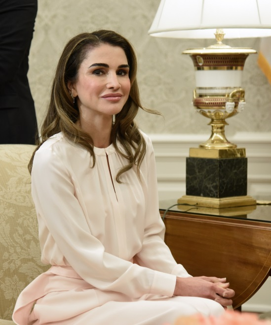Królowa Rania
