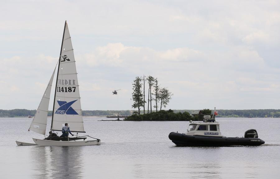 Zegrze – dokładnie Jezioro Zegrzyńskie