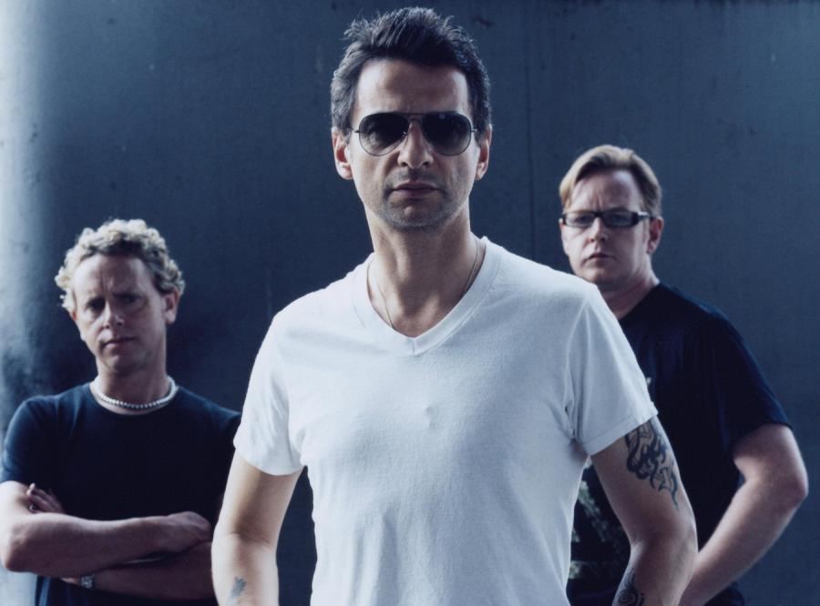 Depeche Mode zaprasza do nieba w lutym